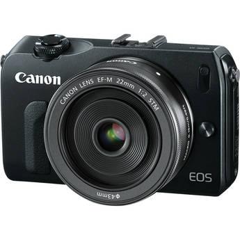 Canon EOS M w/ 22mm f/2