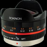 Rokinon 7.5mm f/3.5