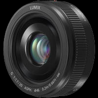 Lumix 20mm f/1.7 II
