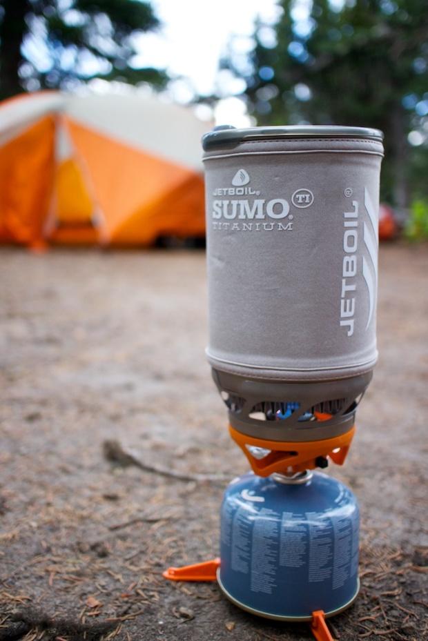 Jetboil SUMO Titanium