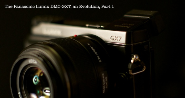 an evolution GX7