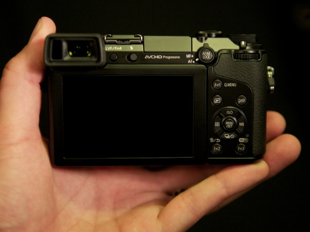 GX7 from the back