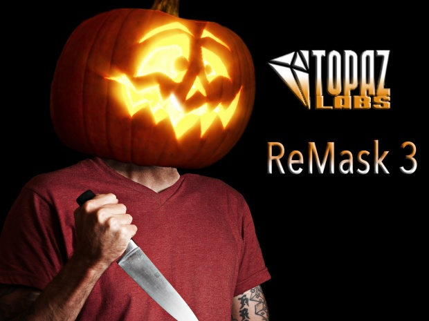 HalloweenReMask Topaz