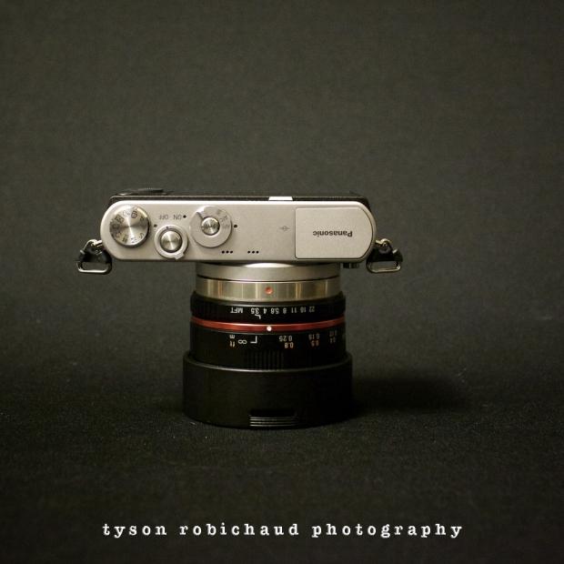 7.5mm f/3.5 fisheye