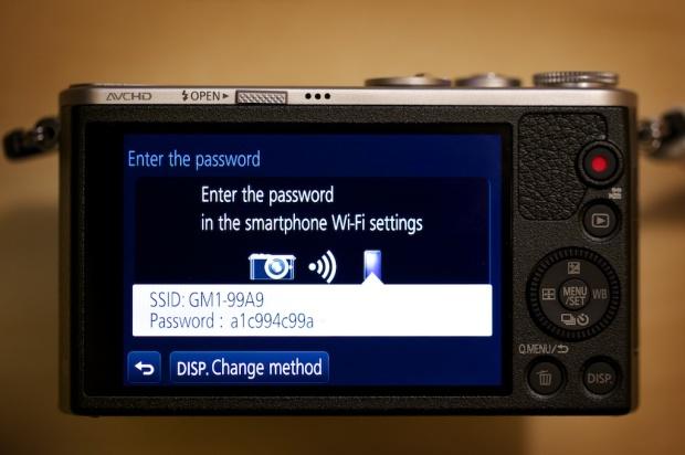 wifi GM1 setup