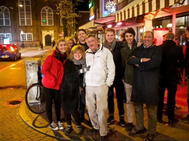 Amsterdamian family