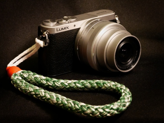 GM1 with green garda wrist strap