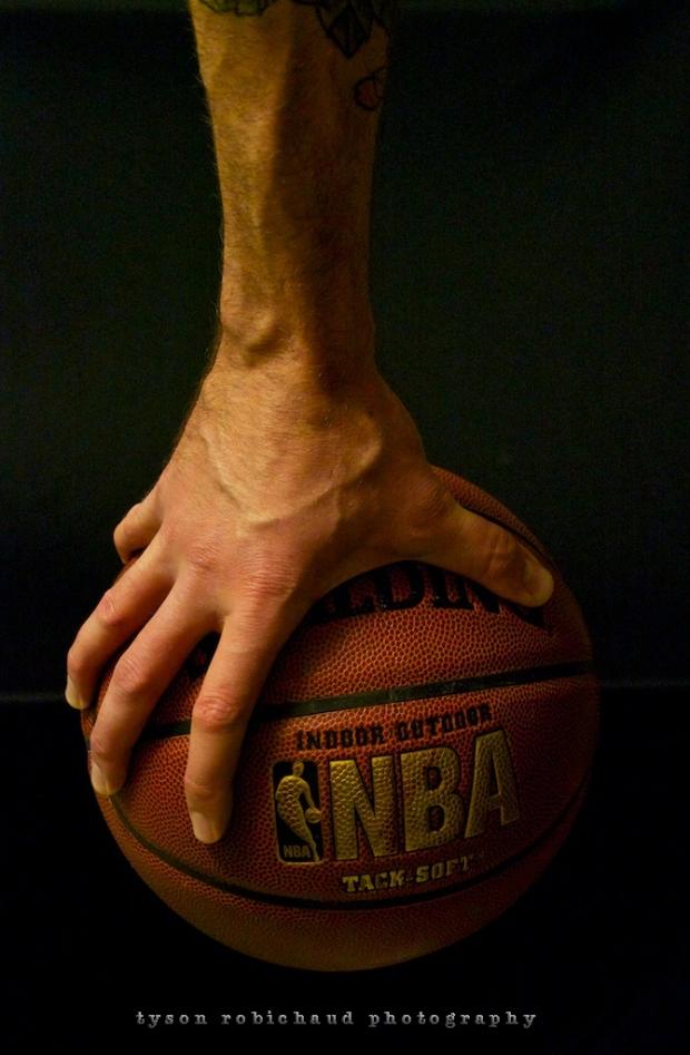 I've got big hands