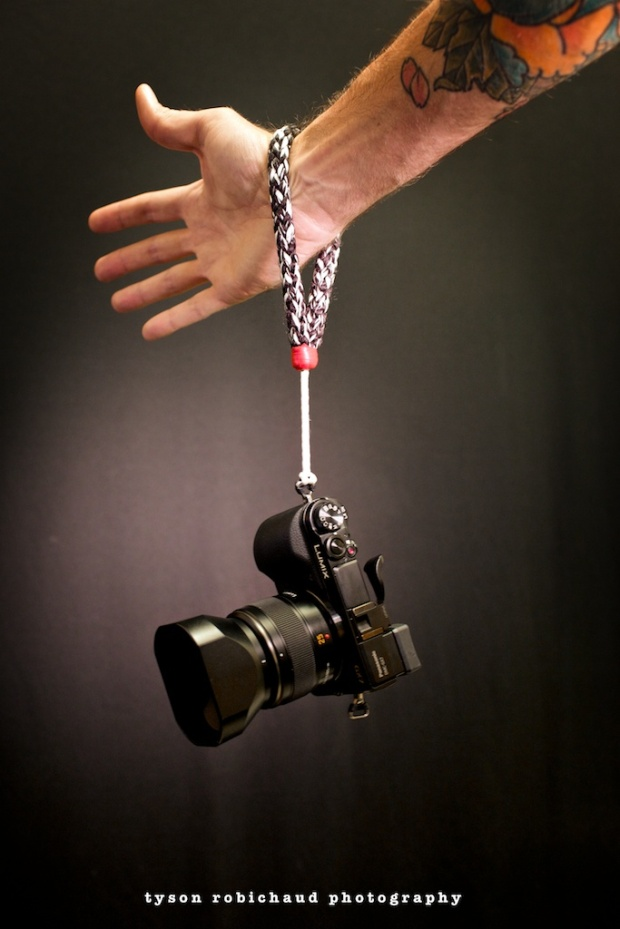 T&T Garda wrist straps lumix GX7