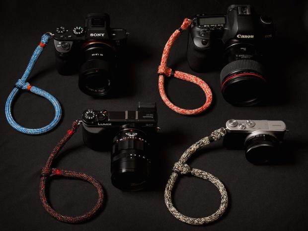 TRP Cascade Camera Wrist Strap