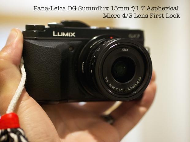 leica 15mm f/1.7