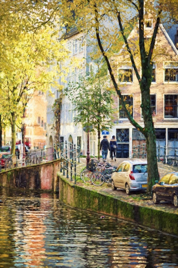 Topaz Impression in Amsterdam