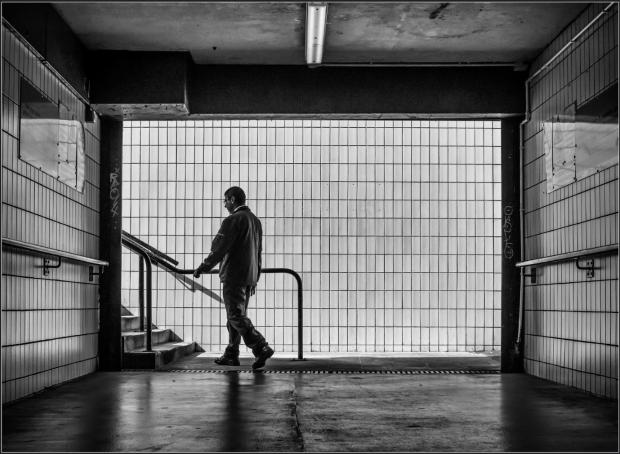 Underpass by Stephen Worden