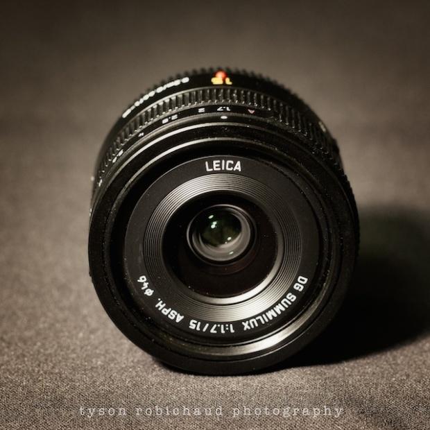 Panasonic Leica 15mm f/1.7 ASPH Lens