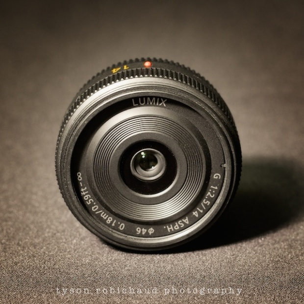 Panasonic Lumix 14mm f/2.5 ASPH