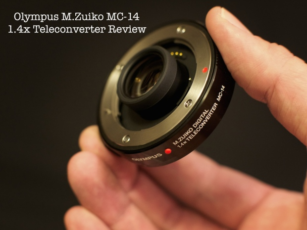 m zuiko mc14 1.4x micro 4/3 teleconverter for 40-150mm f/2.8 pro lens