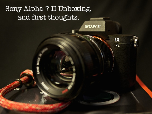 Sony Alpha 7 mark 2