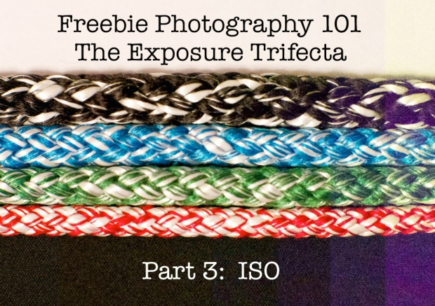 exposure trifecta iso