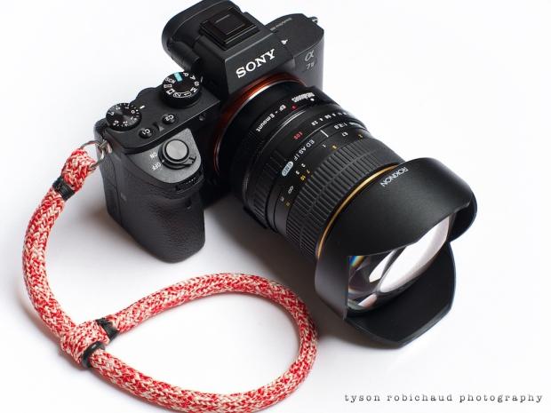 rokinon 14mm f/2.8 on Sony a7II