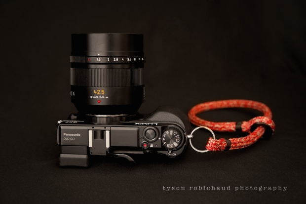 Leica Nocticron on GX7