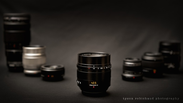 Olympus and Panasonic micro 4/3 lenses