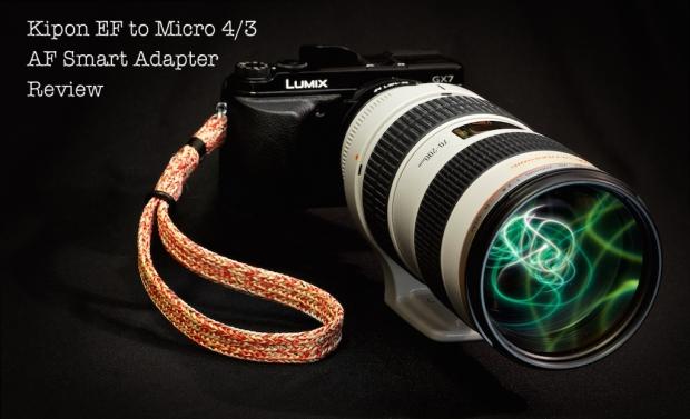 kipon ef to m4/3 af adapter
