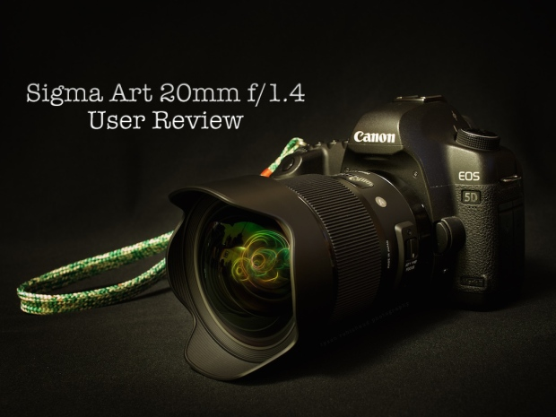 Sigma Art EF 20mm f/1.4 Lens review